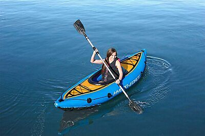 Bestway Hydro-Force Cove Champion Inflatable Kayak Set - 65115E