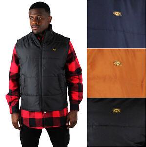 Rocawear Layer Up Faux Down Vest Jacket Coat