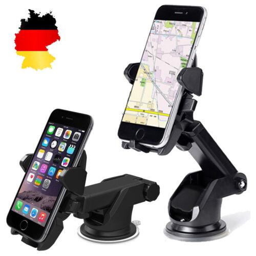360° KFZ Auto Handy Halterung für iPhone X/8/7/6 Plus Samsung Galaxy Halter