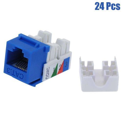 small resolution of 110 keystone wiring diagram wiring library 24 pcs cat3 rj11 rj12 keystone jack telephone phone line