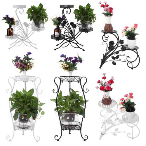 Blumenständer Blumentreppe Blumenregal Pflanzregal Pflanzenständer f. Blumentopf