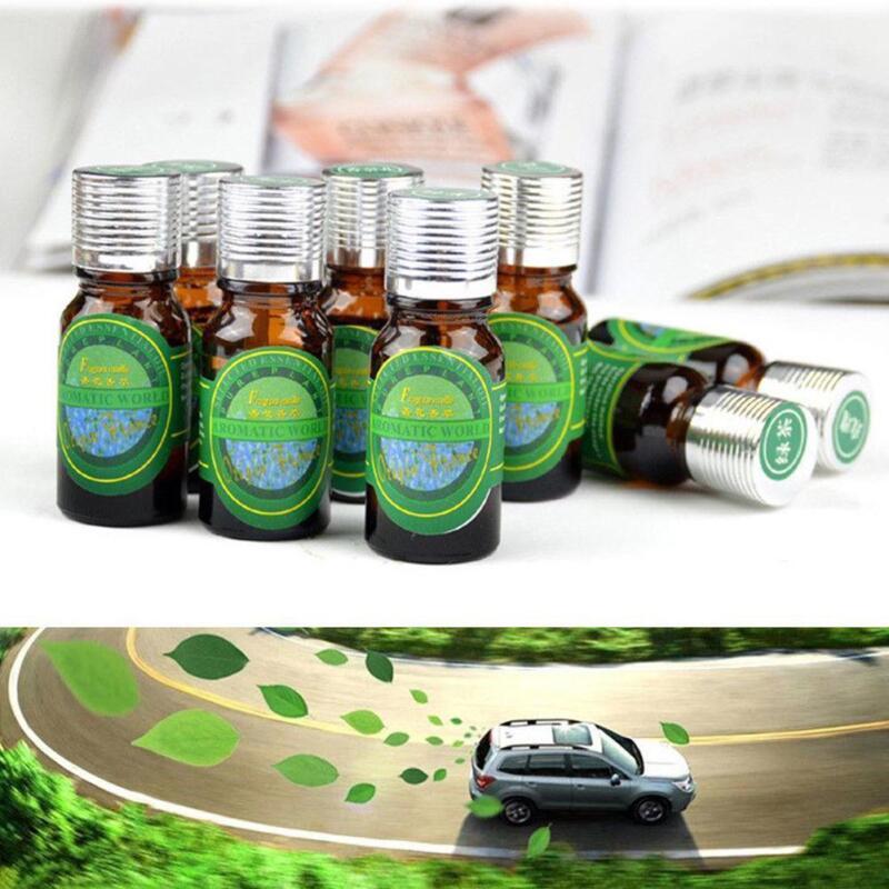 Flüssiger Lufterfrischer-multi Aroma-Duftstoff-Nachfüllgeruch-Entferner-Auto Car