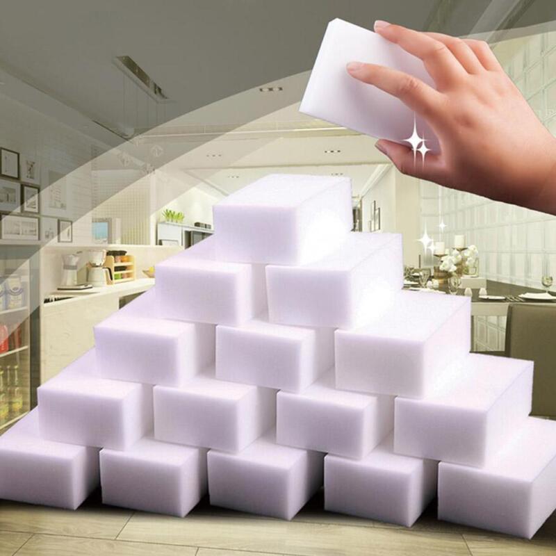 10 x Nano-Schwamm Reinigen Spülschwamm Reinigungsschwamm Wunderschwamm s/