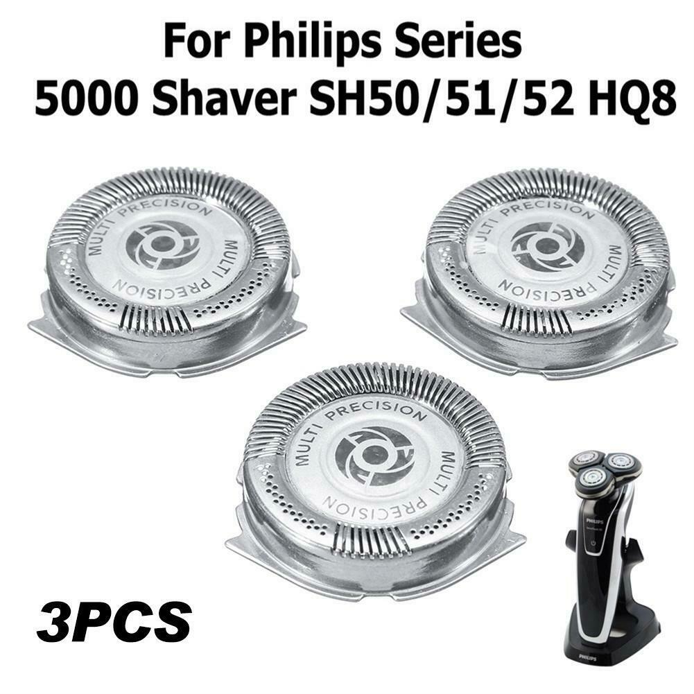 3x Replacement Shaver Blades Head Set For Philips Series