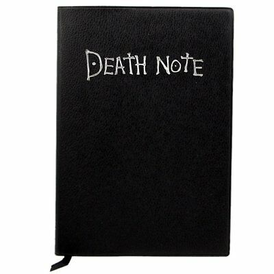 Fashion Anime Theme Death Note Cosplay Notebook School Large 20.5cm*14.5cm J5T1