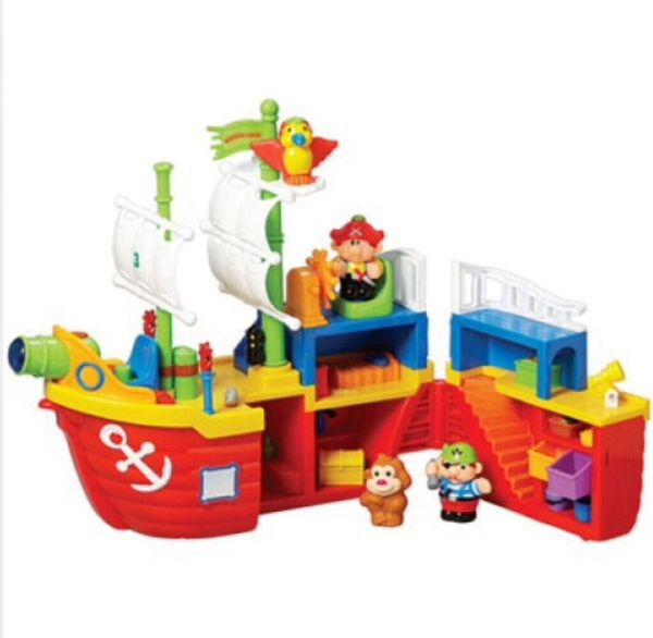 Veggietales Pirates Ships Playsets Imgurl