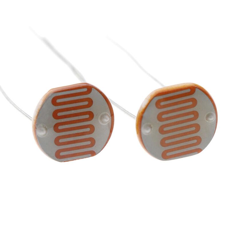 Cds Cells Photoresistors Ldr Light Dependent Resistor