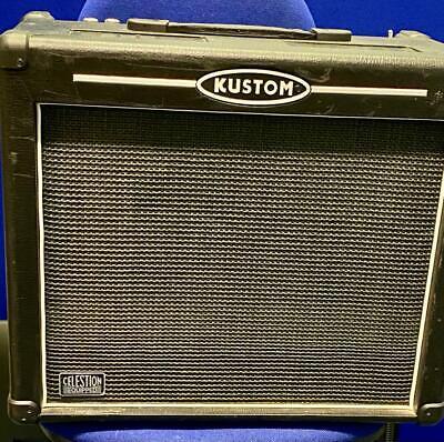 Kustom HV65 Guitar Amp
