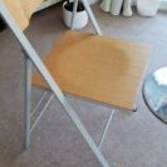 Folding Chair Lulu High Wingback Free Ikea Ottoman Foot Stool In Putney London Gumtree Habitat S