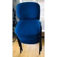 Blue Office Chair Walmart Plastic Adirondack Chairs For Sale Gumtree Five