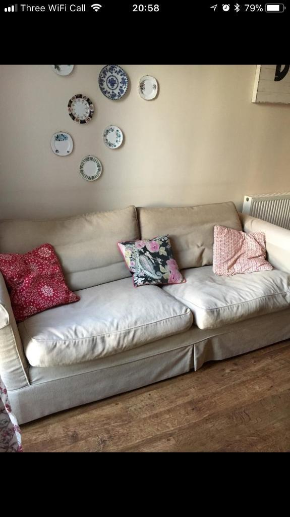 sloane sofa asda lips hire must go by sun 18th super comfy for sale in leith