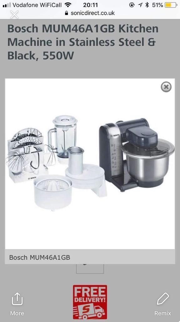 bosch kitchen set personalized gifts complete in newton abbot devon gumtree