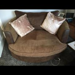 Swivel Chair Uk Gumtree Glider Replacement Cushions 3 Seater Sofa And Cuddle In Norwich Norfolk