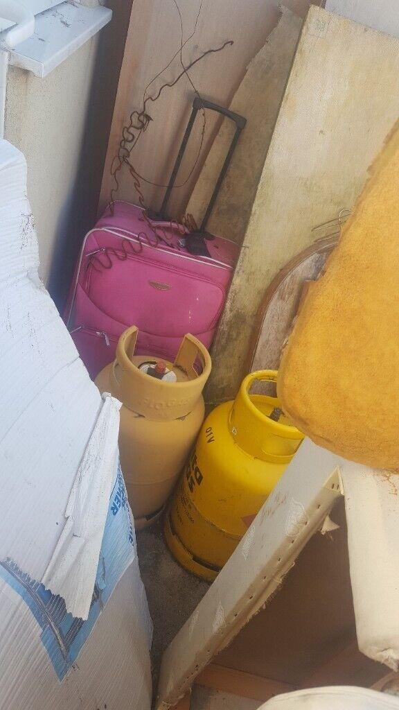 Flow gas bottles 13kg empty | in Tooting London | Gumtree