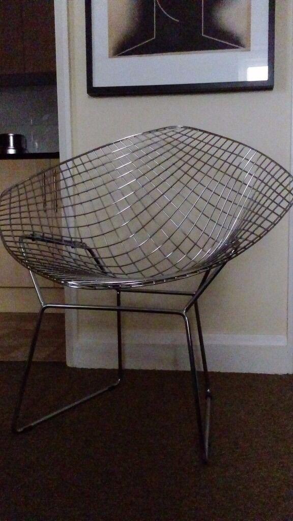 diamond chair replica pedicure chairs package deals harry bertoia in stockwell london gumtree