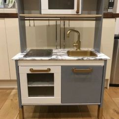 Childrens Play Kitchens What To Clean Grease Off Kitchen Cabinets Brand New Wooden Ikea Children S In Hornchurch