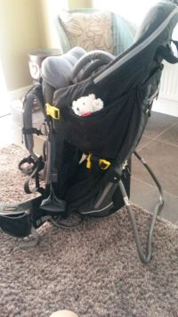 Deuter Kid Comfort 3 Child Carrier | in Torquay, Devon ...