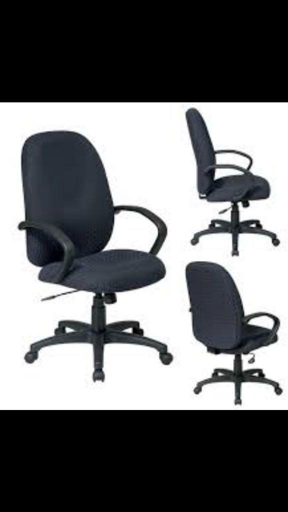 revolving chair gumtree reclining video game chairs office 1 each to clear in kings langley hertfordshire