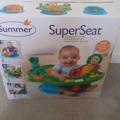 Chair To Help Baby Sit Up Mustard Yellow Swivel Seat In Dawlish Devon Gumtree