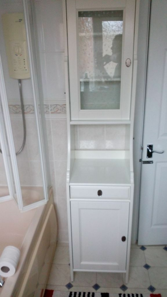 ikea kitchen table top designs of small modular bathroom cabinet flaren with glass door | in yeovil ...
