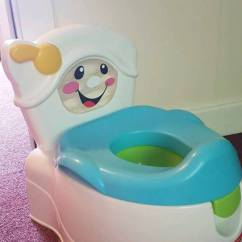 Singing Potty Chair Clear Acrylic Rail Fisher Price Toilet In Sheffield South Yorkshire