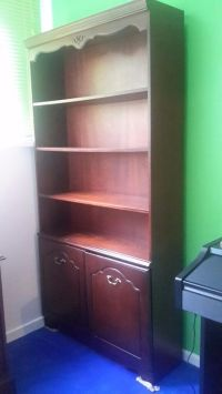 Real wood Bookcase | in Dunmurry, Belfast | Gumtree