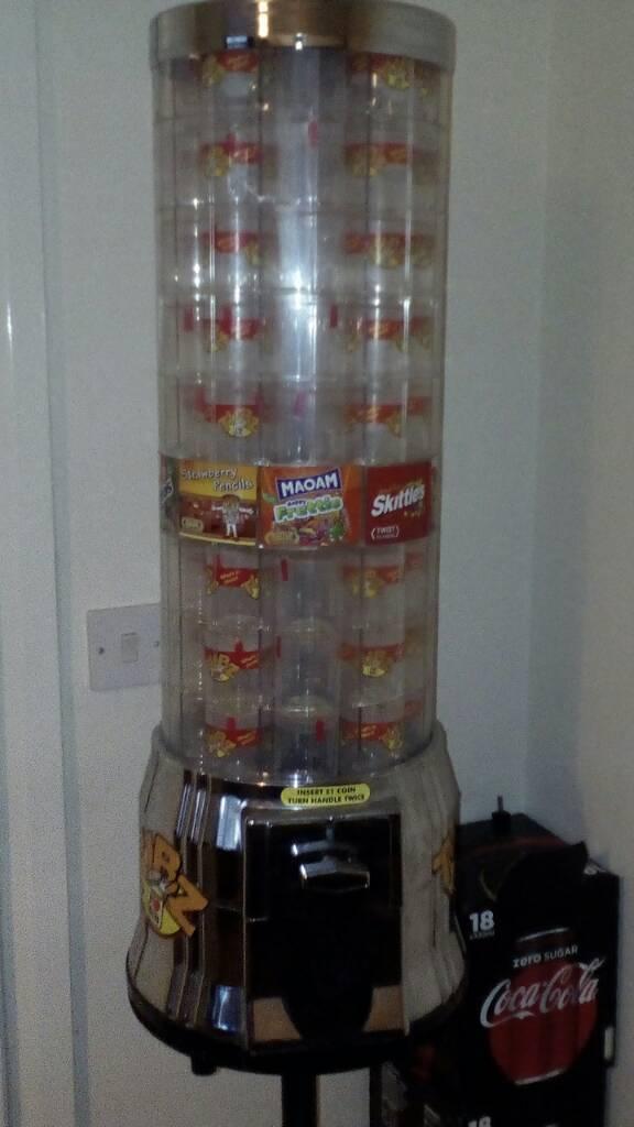 chair covers leeds stair lift reviews tubz sweet vending machine | in woodbury, devon gumtree