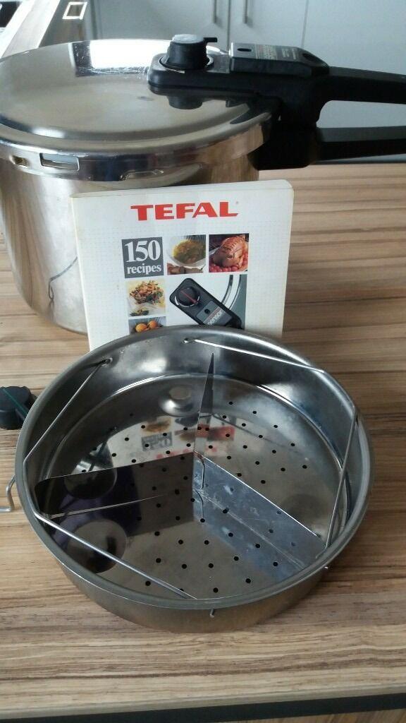 Tefal Sensor Pressure Cooker