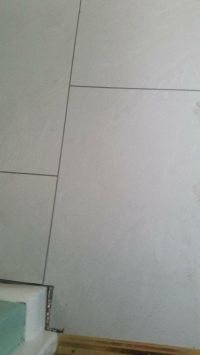Wickes Himalayan Slate Tile Effect Laminate Flooring | in ...