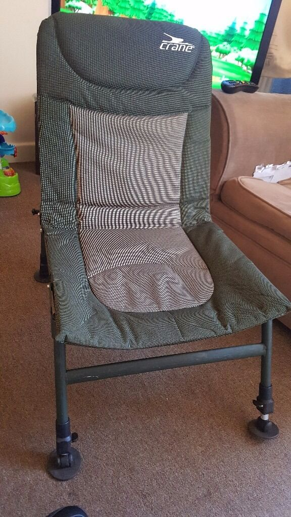 fishing chair crane where to rent covers for a wedding sale good condition 20 in ipswich suffolk