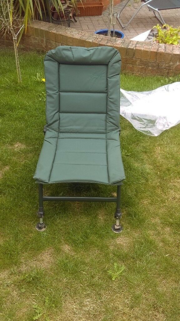 fishing chair legs chairs for babies room with levelling extendable complete mud feet very good condition