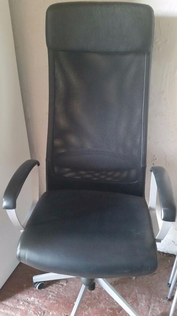 Ikea MARKUS Office Chair  in ShorehambySea West Sussex