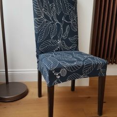 Habitat Dining Room Chair Covers Swivel Upholstered Chairs Set Of 4 Rrp 200 Each With Brand New