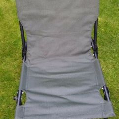 Fishing Chair Uk Beadboard With Rail Lightweight Sale Only In Beverley East