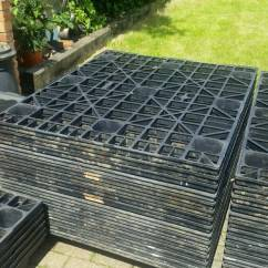 Office Chair Base Oversized Plastic Pallets 120 Cm By 100cm - Many Uses Storage, Shed Grids   In Pilgrims Hatch, Essex ...
