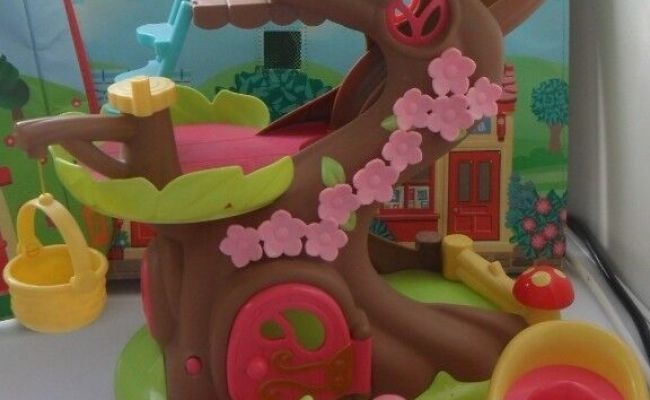 Elc Happyland Forest Fairy Treehouse With Figures