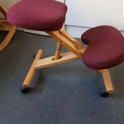 Coccyx Kneeling Chair Woodworking Rocking Design Great For Back And Issues In Bristol Gumtree