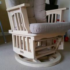 Revolving Chair For Baby Splat Tapered Back Windsor Cosatto Gliding And In East End Glasgow Gumtree