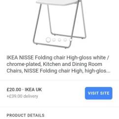 Z Shaped High Chair Chairs Under 1000 Rs Ikea Folding In Selly Oak West Midlands Gumtree