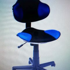 Desk Chair Jysk Top 10 Massage Chairs For Sale Office Regstrup Black Blue From Gas Lift In