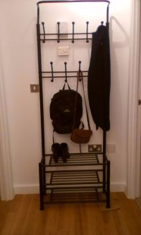 Coat Rack - Shoe Rack storage combo | in Stratford, London ...