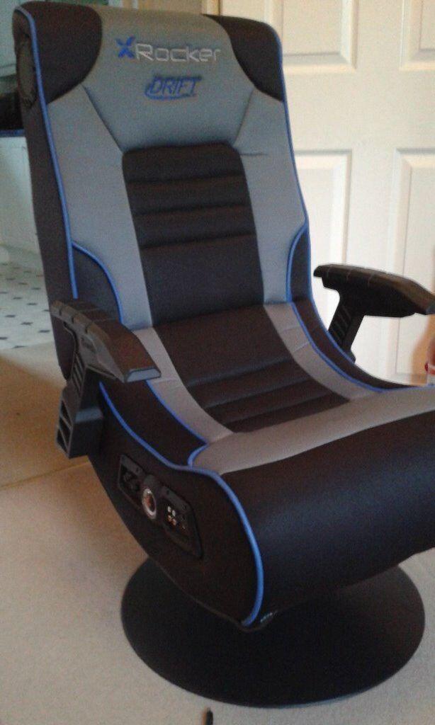 X Rocker Drift gaming chair  in Penarth Vale of