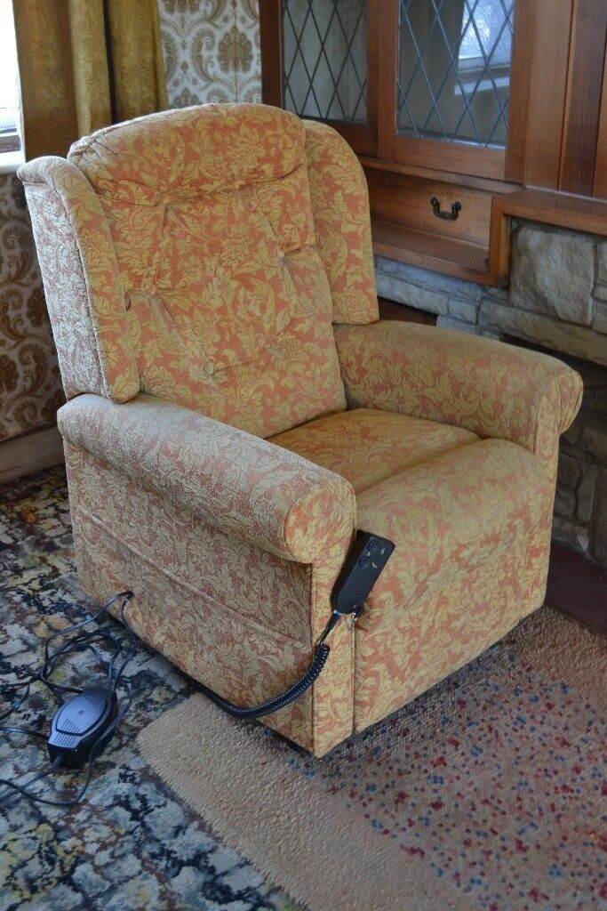 Hsl Recliner Chair All Works