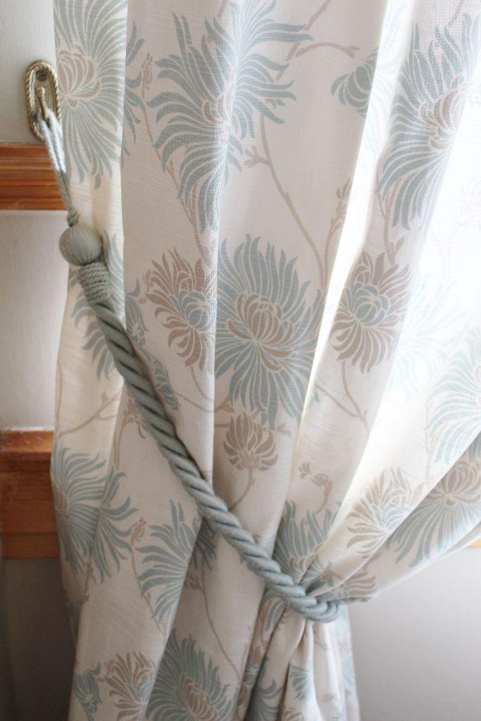 Laura Ashley Curtains Kimono Duck Egg Blue  in Dalkeith Midlothian  Gumtree