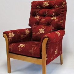 High Seat Chair For Elderly Lounge Metal Legs The In Morley West Yorkshire Gumtree