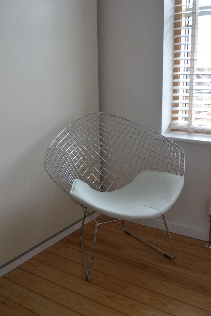 diamond chair replica gaming lounge bertoia in brighton east sussex gumtree