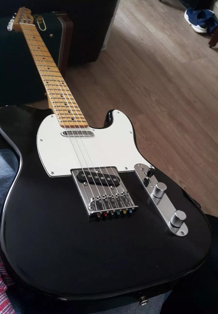 Fender Squier Telecaster Made in Korea 1997  in