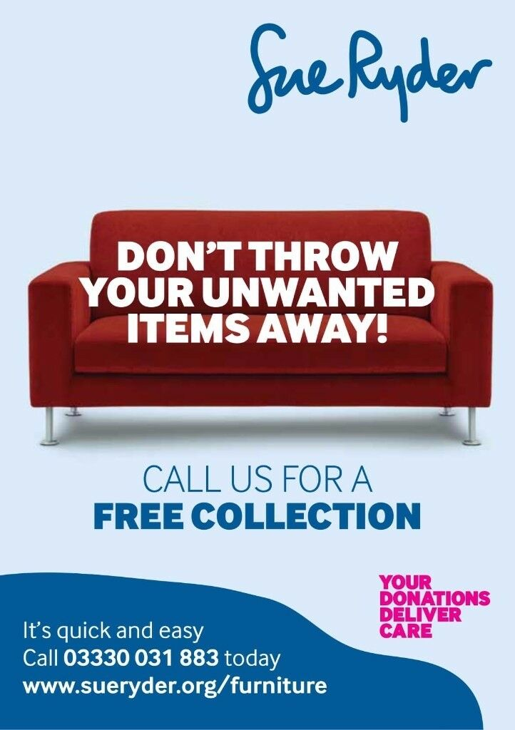 donate sofa to charity stonehouse wanted furniture looking free collections bh9 bh23 bh24 sp2 sp9 ba4 dt9 in dorset gumtree
