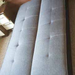 Rialto Sofa Bed Billig Brugt Sovesofa Med Chaiselong 3 Seater Clic Clac In Winnersh Berkshire Gumtree