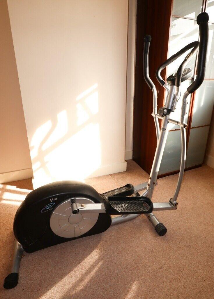 free elliptical trainer v
